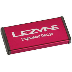 Lezyne Metal Kit Repair Set red